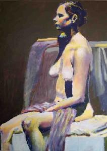 Henson,Adam-Sitting Woman