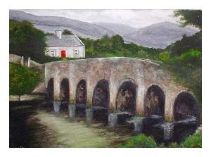 Little House By The Bridge