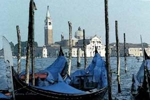 Corless,Donna-Gondolas Across San Giorgio