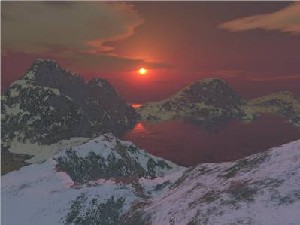 Chvatova,Katerina-sunset in a strange land 2