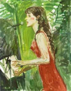SINGER IN SHANGRI-LA HOTEL (MY)