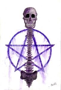 Ruest,Sarah-Death Pentacle