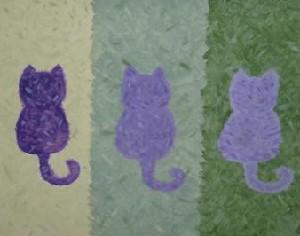 Cornell,Monica-Three Times a Kitty