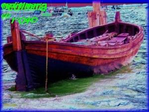 Longboat of the Mayflower
