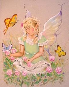 Hicks,Ed-Little Flower Fairy