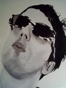 Hopper,Mark-white black 4