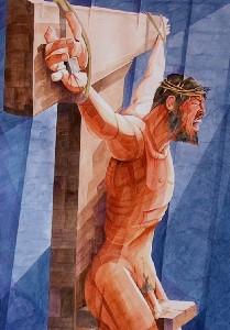 Bedford,John-crucifixion