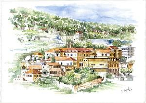 Antoura, general View