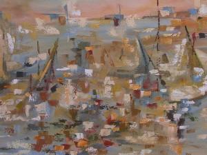 Caplan,Dari-Turbulent Harbour
