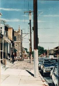 Levers,Bill-Church with the open door