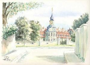 Gohlis Castle