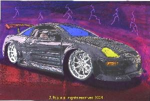 2003 Eclipse Fantasy