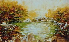 Lake of percedol