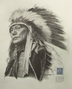 Levers,Bill-American Indian