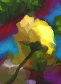 Escalante-Rivera,Hector-Yellow Flower