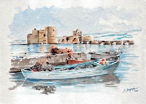 Sayegh,Samir-Saida Sea