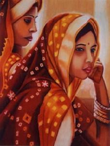 femmes indoues
