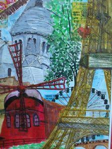 Martin,Retha Russell-Paris Memory