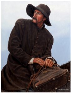 JESUS IS COMING-THE CIRCUIT RIDER
