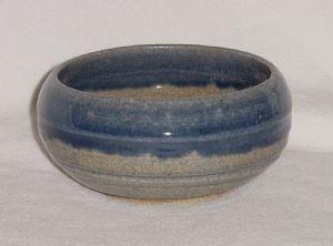 Dark Blue Bowl, 2003