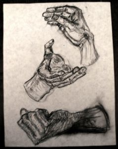 Hand Study #2