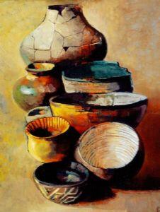 Indian Pottery III