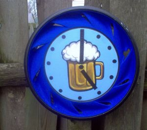 It's Five O'Clock in the Somewhere in the World Today.