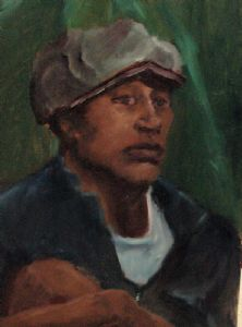 Portrait of a Black Female