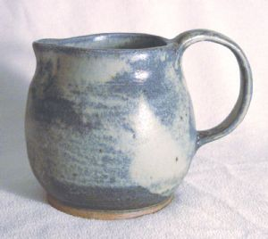 Small Blue Pitcher, 2007