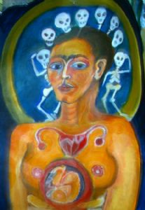 Life and Death FRIDA