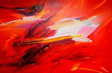 Sea Dream in Red