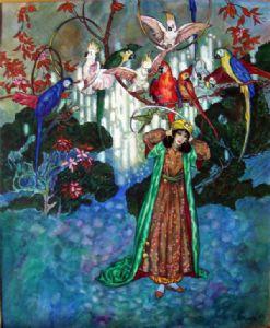 The Arabian fairy tale