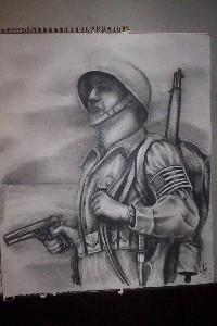 ww2 soldier