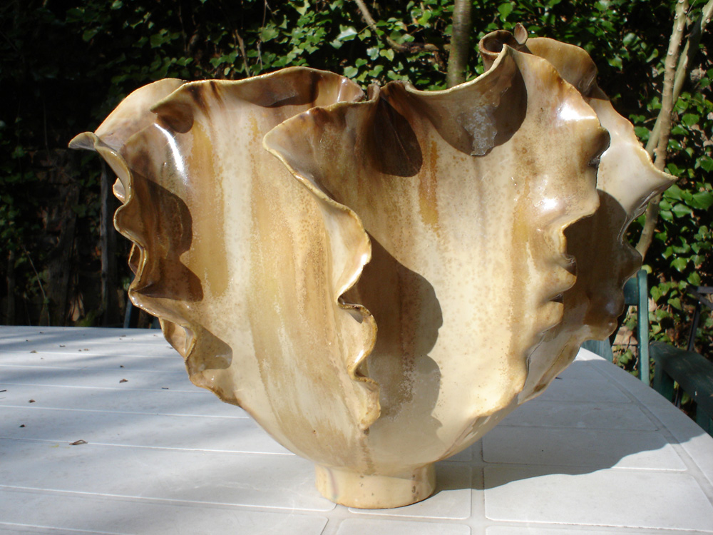 crystalline glaze bowle