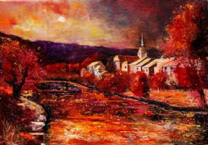 Chassepierre in fall