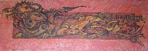 Music bestiaries: salamander