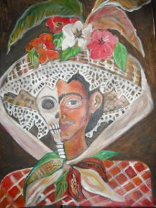 Life and Death Struggle FRIDA