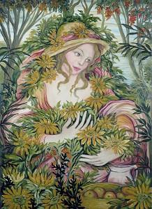 Antunes  ( Lohrer ),___ERNA-Rainha das Flores