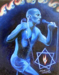 Cantu,Manuel-Perenial Blue : Maynard James Keenan