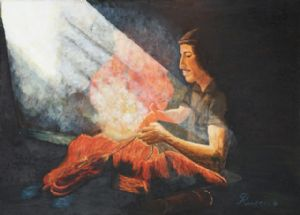 The Wool Dyer