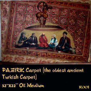 Pazirik Carpet