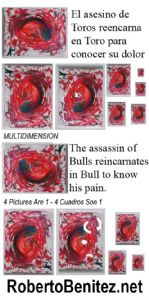 The assassin of Bulls reincarnates in Bull to know his pain