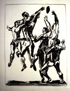 Aminov,Faizulla-Rugby football. Fight