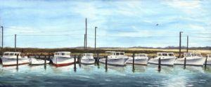 Linsenmayer,G.-Kent Island III: Workboats