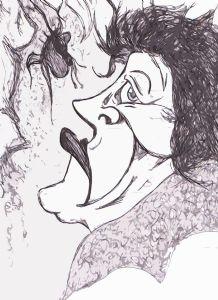 Allenbach,Gregory  Haunt-Cramped Clown