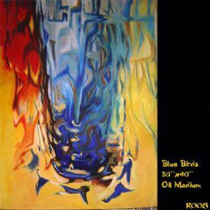 .,MR.WOLF-Blue Birds