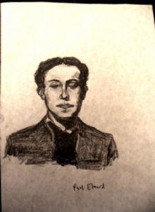 P. Eluard Sketch