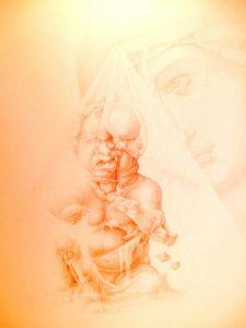 Sevic,Mirko-stillness, Madona and Child