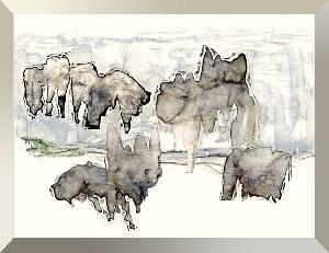 Mr.Camel, Mr.Mouse, 3 Elephants,Esq. & Mr. Snake