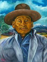Charles Martine, Sr., Chiricahua Apache Scout